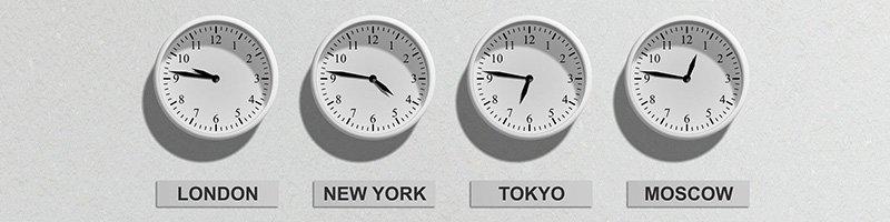Recruitment Agency - Clocks