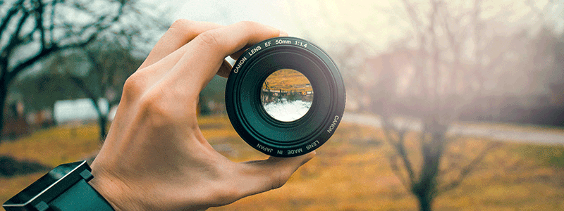 Remote Working - Camera Focus