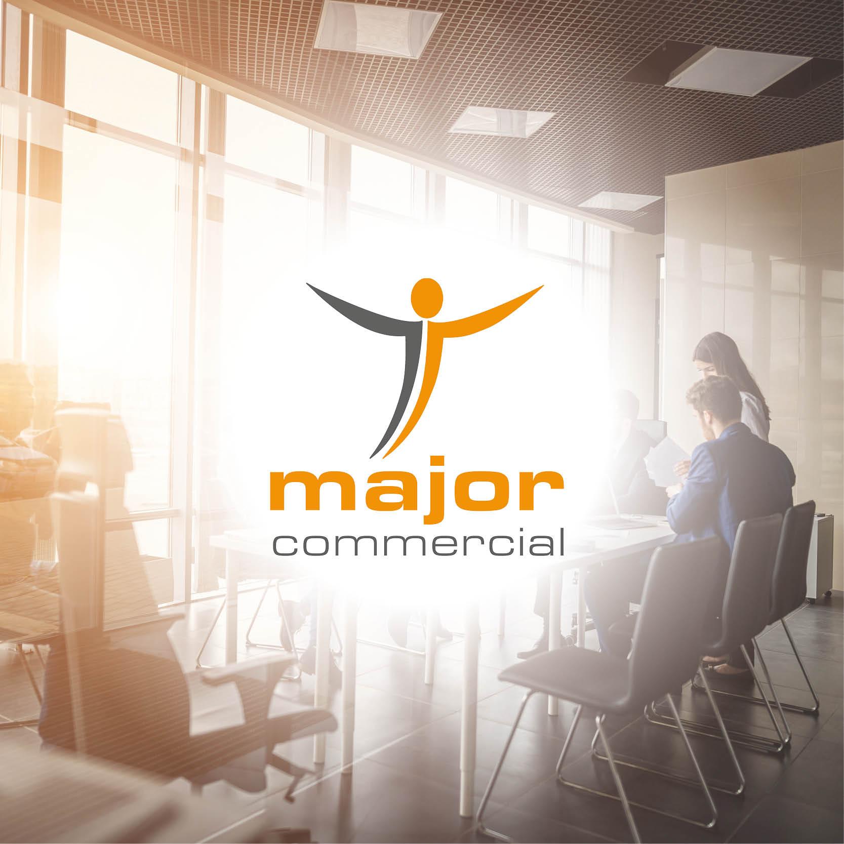 Major Commercial Logo