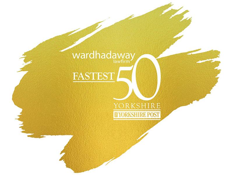 Ward Hadaway Fastest 50